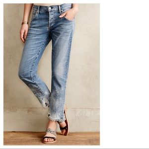 Citizens of Humanity Emerson Boyfriend Jeans 25